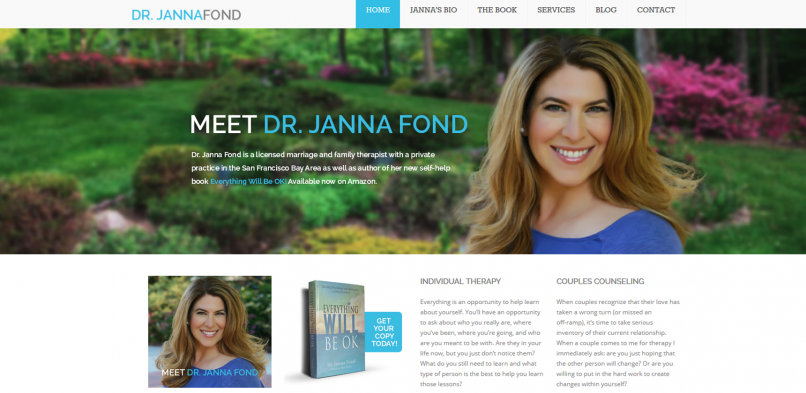 Welcome to our new website JannaFond.com!