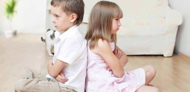 Tips for Minimizing Sibling Rivalry